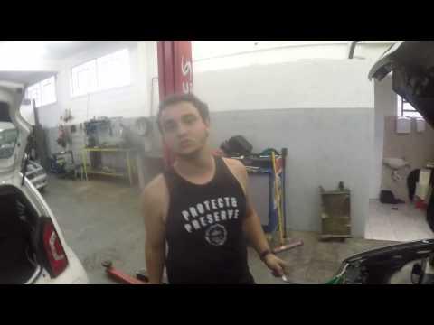 #447 Pós Expediente - Troca correia ar condicionado BMW M62 V8 - Poly V Belt