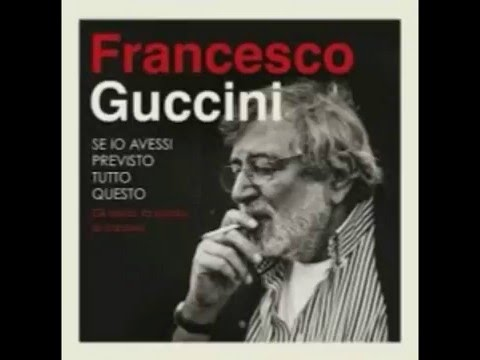 Francesco Guccini - Quattro Stracci