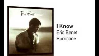 Watch Eric Benet I Know video