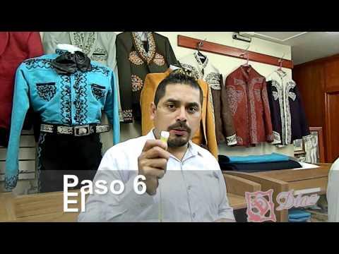 SASTRERIA DIAZ TOMA DE MEDIDAS DE TRAJES CHARROS