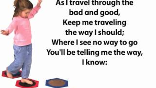One more step along the world I go (with Lyrics)