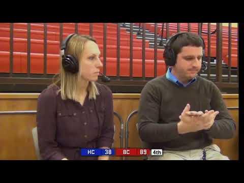 Interview With Sarah Mathews After First Semester as BC Head Coach