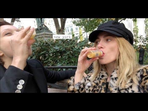 vlog : new york , первые впечатления, нападение бомжа , советы от даши