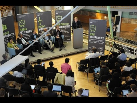 UN Climate Change Conference in Bonn. Focus on  Business, 9 June 2015.