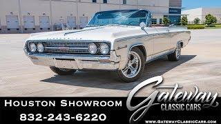 1964 Oldsmobile Dynamic 88 Gateway Classic Cars #1533 Houston Showroom