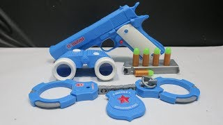 Police Force Military Toy Guns, Toy Gun Police Squad Action Equipment