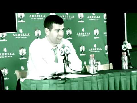 Sad Brad: The night the Celtics broke Coach Stevens