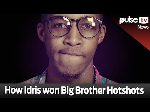 How Idris Won Big Brother Hotshots - Pulse TV News thumbnail