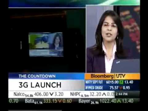 RCom Demo 3G Services During AGM (28th Sep 2010)