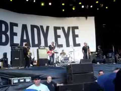 "BEADY EYE - ""Gimme Shelter"" @ Big Day Out, Gold Coast, Australia 19/01/2014"