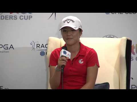 Ko shoots her 21st consecutive round under par at JTBC Founders Cup