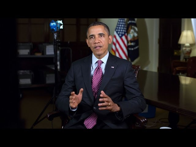 Weekly Address: A Balanced Approach to Growing the Economy in 2013  2/2/13