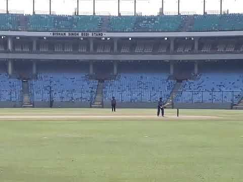 Suresh raina batting in delhi fhirosha kotla  graund