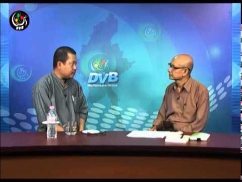 DVB -23-10-2014 ေအာင္ဒင္ ႏွင့္ ေတြ႔ဆုံေမးျမန္းခန္း အပုိင္း(၁)