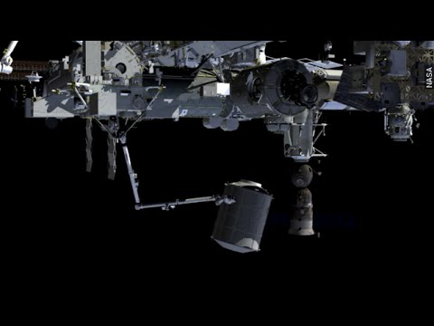 NASA Rearranging Space Station To Make Way For Crew Missions