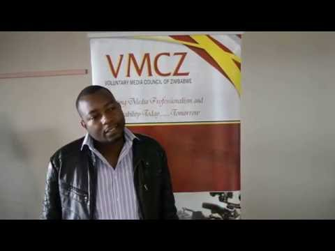 The Herald  reporter, Takunda Maodza comments on the #VmczIJSeminar