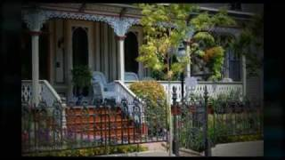 Victorian Porches of Cape May NJ
