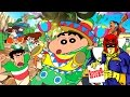 Crayon Shin Chan My Moving Story, Cactus Attack Movie Review!!!