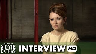 Legend (2015) Behind the Scenes Movie Interview - Emily Browning is 'Frances Shea'