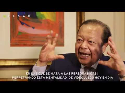 Entrevista Prem Rawat - RADAR El Corte Inglés