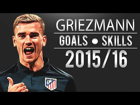Antoine Griezmann - Ultimate Goals & Skills | 2016 | HD