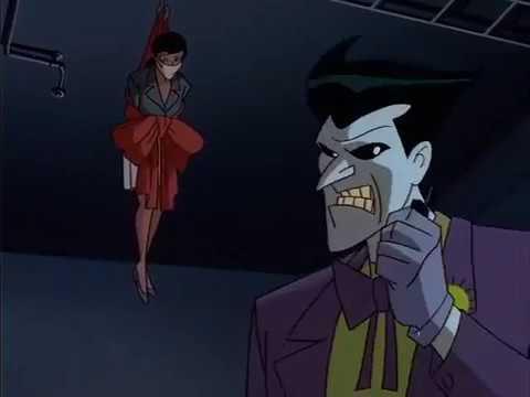 Batman saves Superman and Lois Lane
