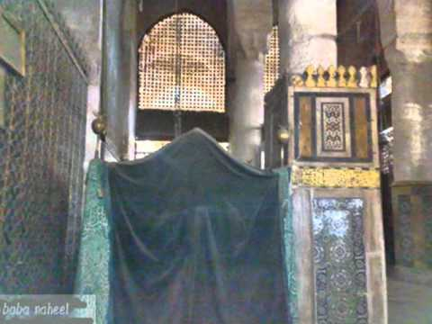 (EXCLUSIVE) Real and inside tomb of Prophet Muhammad (PBUH)