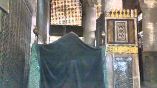 (EXCLUSIVE) Real and inside tomb of Prophet Muhammad