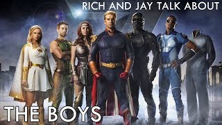 Rich and Jay Talk About The Boys