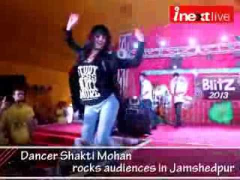 Dancer Shakti Mohan rocks audiences in Jamshedpur