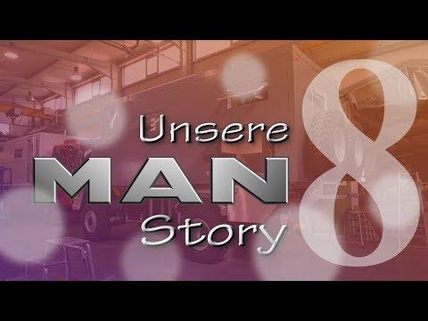 MAN Story - 8 Technik 2 / Technology 2