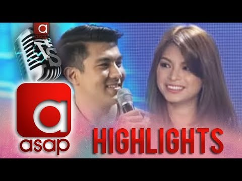 Angel Locsin reunites with Luis Manzano on ASAP
