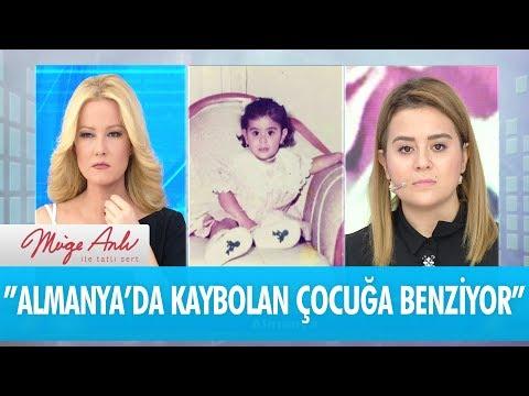 """Gülay Hanım:""""Yeşim, Almanya'da kaybolan çocuğa benziyor."""" - Müge Anlı İle Tatlı Sert 16 Kasım"""