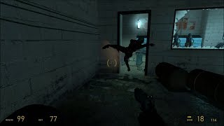 Half-Life 2 Outtake: Metro Cops Be Like... Trippin' [ARCHIVE]