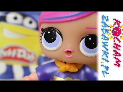 Lodowy zamek - Lalki LOL Surprise & Play-Doh - Bajki dla dzieci