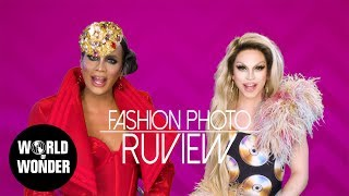FASHION PHOTO RUVIEW: Drag Race Season 11 Episode 12 with Raja and Aquaria!