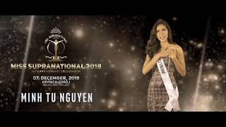 Official Contestant Introduction 2018 - Vietnam