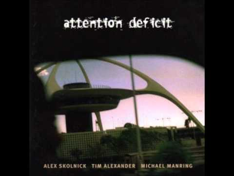 Scapula - Attention Deficit (Debut album)
