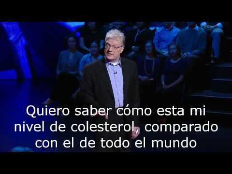 Ken Robinson  How to escape education s death valley (Spanish subtitles)