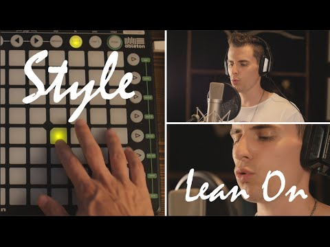 Taylor Swift - Style   Lean On (remix) video