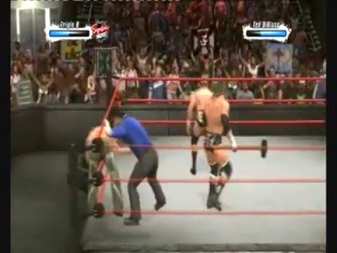 WWE SmackDown vs. RAW 2009 DX vs. Legacy Video