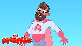 Morphle en Español | La corta vida de Mr Action | Caricaturas para Niños | Caricaturas en Español