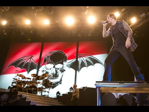 A7x Avenged Sevenfold Full Concert Jakarta, Indonesia 2015 video
