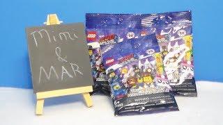 LEGO The LEGO MOVIE 2 Blind Bag Surprise Mini FIgures