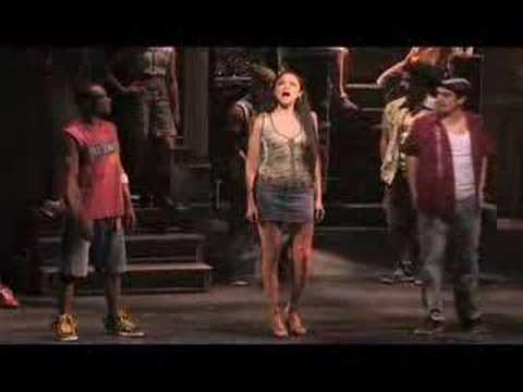 In The Heights - The Broadway Musical