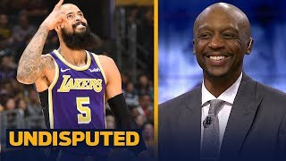 Jason Terry is encouraged by the Lakers' performance with Tyson Chandler | NBA | UNDISPUTED