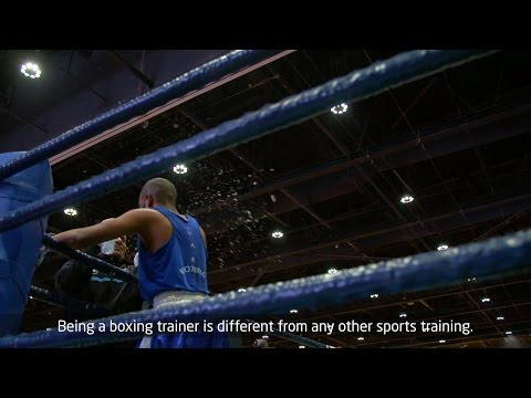 The Art of Boxing at the Abu Dhabi Sports Festival