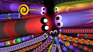 download lagu Slither.io New Update Trolling 1000 Different Snakes // Epic gratis
