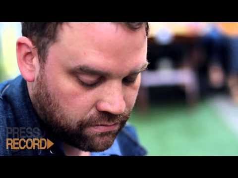Frightened Rabbit - The Woodpile | A Pop Up Performance