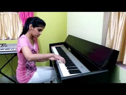 Baarish - Yaariyan Piano Cover (Instrumental) by Elvira Gonsalves...